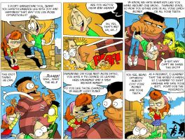Jenni's Hard Life 004: Being optimistic by mariods