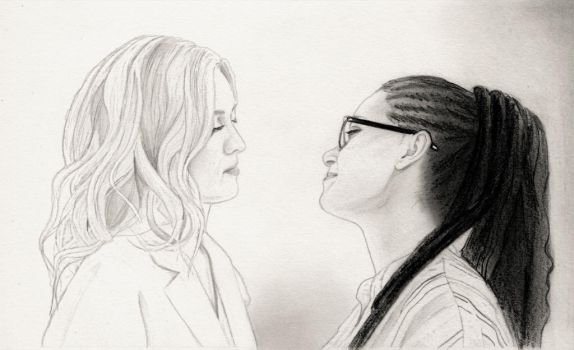 Cophine (Graphite Drawing) by julesrizz