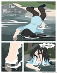 The Whale Fins - #2 Page 1 by AvianHandicrafter