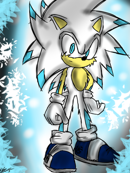 Ice cold hedgehog by typhlosion345