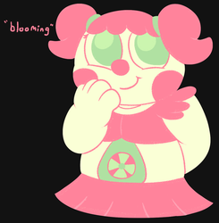 Blooming by Rustywolf14