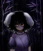 Tewi from Touhou by 0cilo