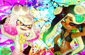 -OFF THE HOOK- by MikuBlazeTheKat