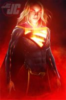 Supergirl by Jeffach