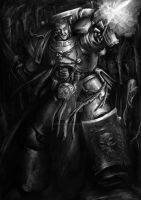 Space Marine by WannaTryMe1138