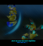 AT:Fight by Pikachim-Michi