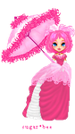 Pink Lady by Lavender-Bee