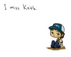 I miss Keith by GoBoomBoom