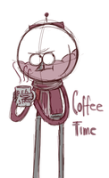Coffee Time by Frammur