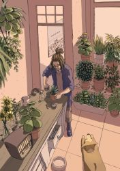 The Florist by Soyouz-Aldrin