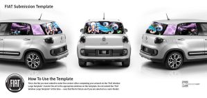 FIAT - Let it Ride you Where your Dreams Are by Saayi--san
