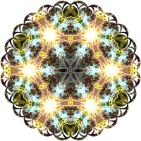 Kaleidoscope Series Two - Y by SacredLife