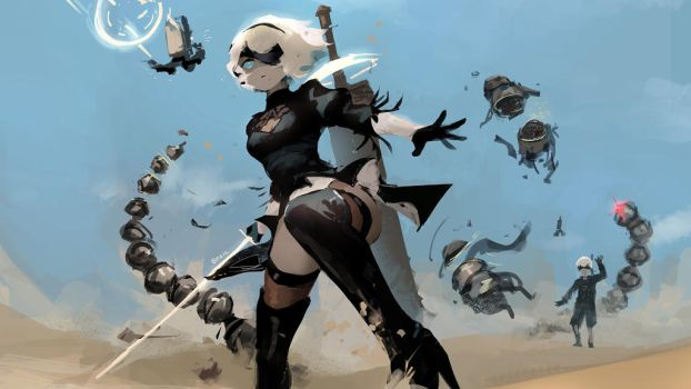 Desert 2B by qosic