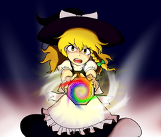 Month of Marisa 10 by GiantCaveMushroom