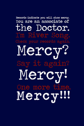 I'm River Song. by inkandstardust