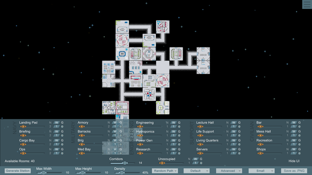 Station Generator by happienoodleboy
