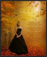 Autumn Leaves by Pieces-Of-My-Heart