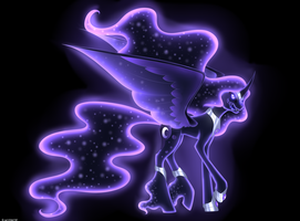 Nightmare Tantabus (Luna - Tantabus) by crystalmoon101