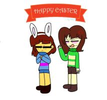 Happy Easter. by ItsKawaiiSugar