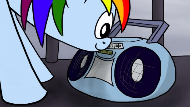 Rainbow Factory 36 - Song time by petirep