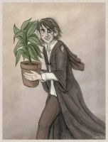 Defensive Herbology by Lucy--C