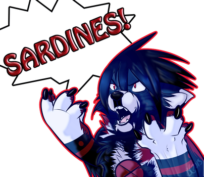 Sardines by TehBobcat