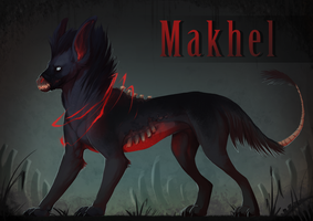 [CLOSED] Adopt Auction - MAKHEL by Terriniss