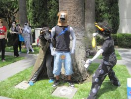 HorseEquius Defends Nepeta by TaPandaChan