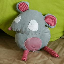 Emie's mouse by cindygrandsiecle