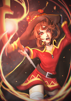Explosion! by arxers