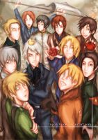 APH: Here We Are by TopazShrine