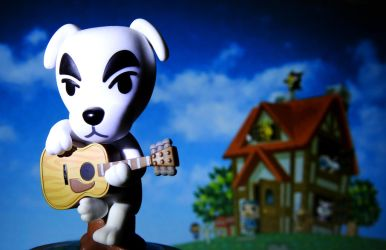 K.K. Slider by kilroyart