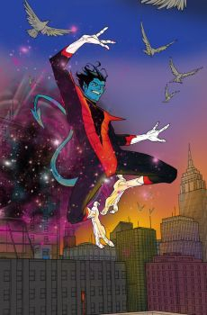Nightcrawler by ScottLewisART
