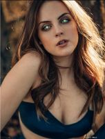 Liz Gillies Blank and Obedient by hypnospects