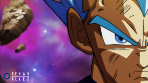 Vegeta New Blue!? by RenanFNA