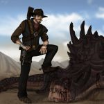 Fallout New Vegas: A Good Snag by Guyver89