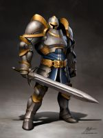 Armored by javieralcalde