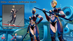 Falke - Shadaloo Infiltrator Outfit by addysun