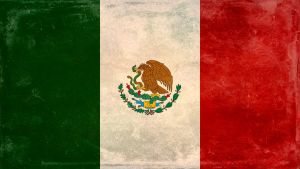 Grunge WP Mexico by RSFFM