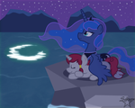 PC Peace of the Night by SpokenMind93