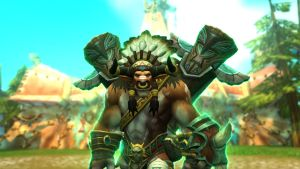 Baine Bloodhoof by TheCaptainGrim