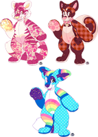 plush adopts | OTA | 3/3 open by irlnya
