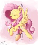 Kawaii in the streets, Flutter in the breeze by Bugplayer