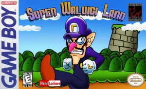 Super Waluigi Land by Mariohenri