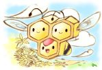 Combee by aquabluu