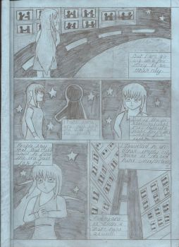 Town With No People MANGA (Page 2) by MikaDiva