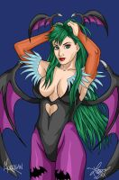 Morrigan - April 2007 by bratchny