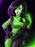 Shego by Lushies-Art