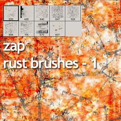 rust brushes zap by zap-br