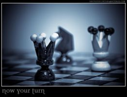 Now Your Turn by Kriss1983